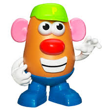 Using Mr Potato Head in Speech Therapy