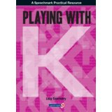 image of Playing with K book