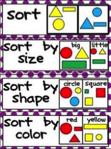 TEACHH tray literacy 1